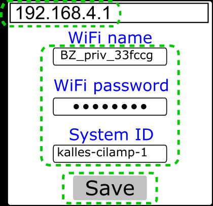 First time setup — BI-Beacon v0 58 documentation